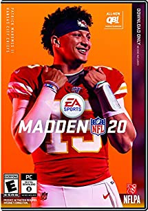 Madden NFL 20 For PC Game Archives