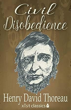 Henry david thoreau desobediência civil frases