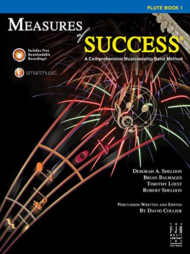 Measures of Success: Flute Book 1