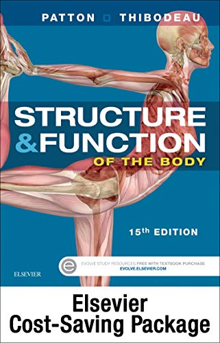 Structure & Function of the Body - Text and Elsevier Adaptive Learning Package (Structure And Function Of The Body 15th Edition)
