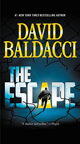 The Escape (John Puller Book 3) by [Baldacci, David]
