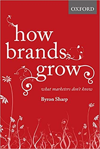 Book Title - How Brands Grow: What Marketers Don't Know