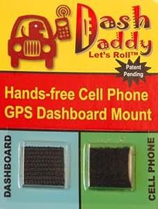 DashDaddy Handsfree Cellphone GPS Dashboard Mount