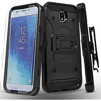 reputable site 5f418 33670 Amazon.com: ykooe Galaxy J7 Pro Case, (Silicone Series) Heavy Duty ...