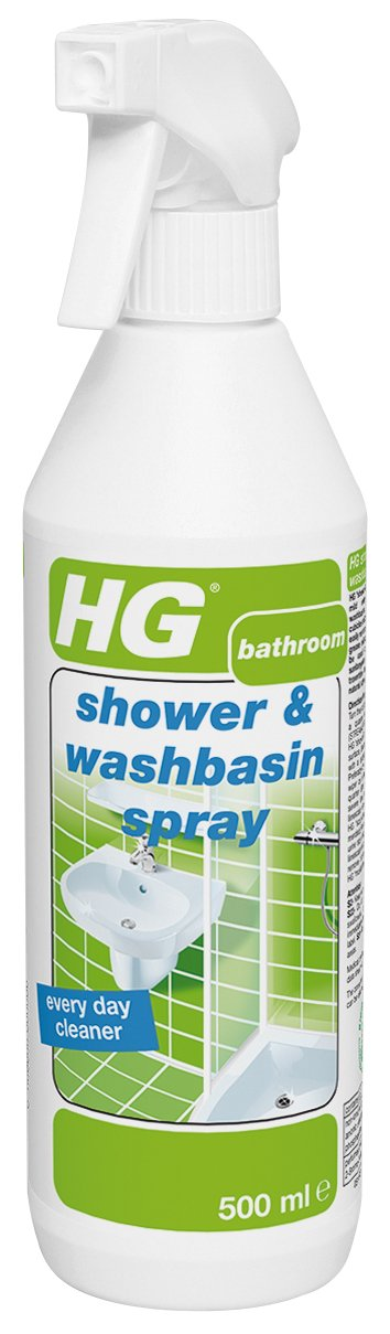 HG Shower and Washbasin Spray HG Hagesan (UK) Ltd uk home improvement HGHAG 147050106