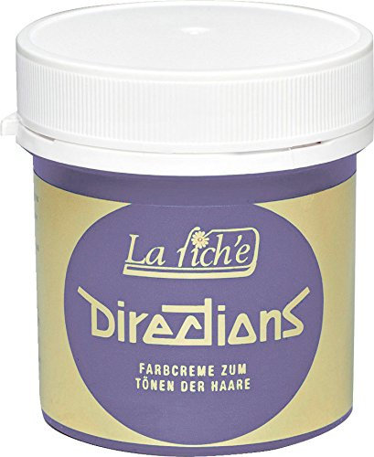 La Riché Directions Farbcreme zum Tönen der Haare, semi-permanent, wisteria, 1er Pack (1 x 89 ml)