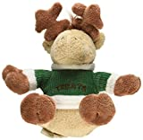 Grriggles 12-Piece Merry Moose Clip Strip Pet Toy