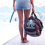 Kraken Aquatics Mesh Duffle Gear Bag with Shoulder