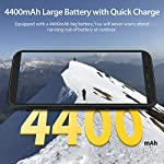 Téléphone Incassable, Blackview® BV5500 Plus Android 10 Smartphone Débloqué 4G avec Écran 5.5 Pouces, 3Go+32Go (SD 128Go… 9