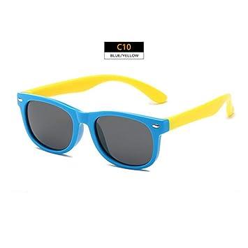 MOJINGYAN Gafas De Sol Marca Uñas Silicona Software De ...