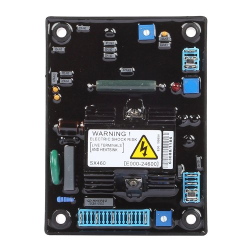 SainSmart Automatic Voltage Regulator AVR SX460 for Generator