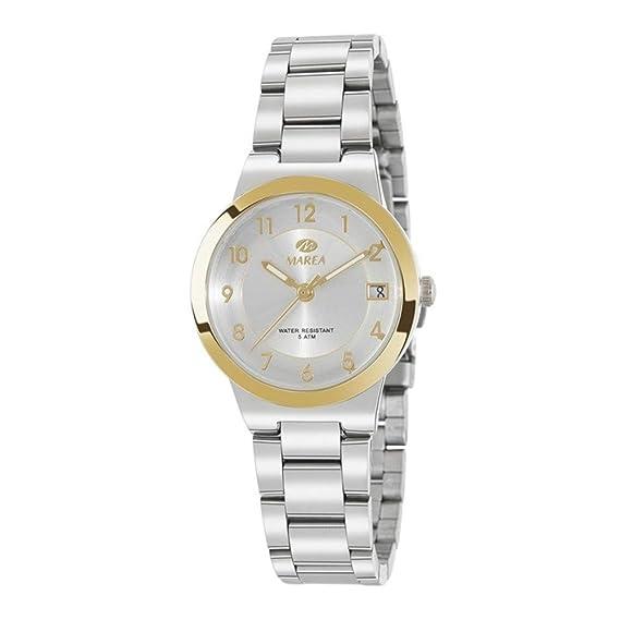 Reloj Marea Analógico de Acero para Mujer B54145/3 con ...