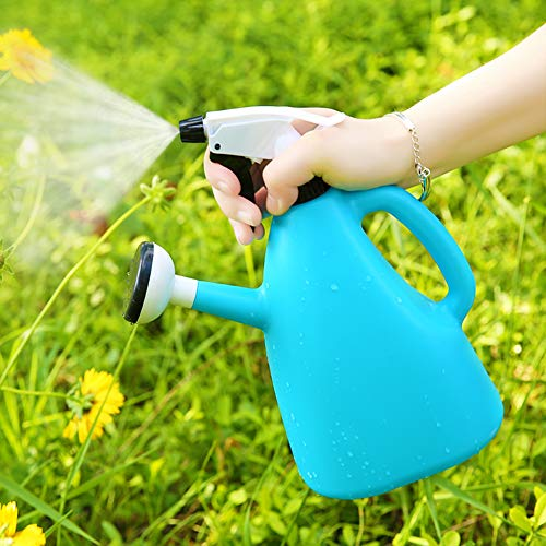 TELLW Sprinkling Kettle Watering Flower Pot Small Watering jar Household Spray Kettle Gardening Planting Tools Small Sprayer air Pressure Watering by TELLW (Image #2)