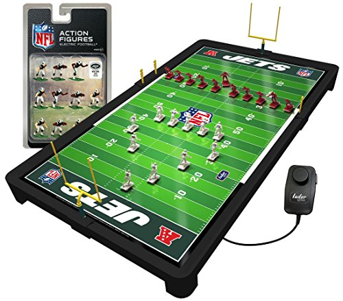 New York Jets NFL Electric Football Game Electric Jet