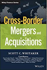 Cross-Border Mergers and Acquisitions (Wiley Finance) Hardcover