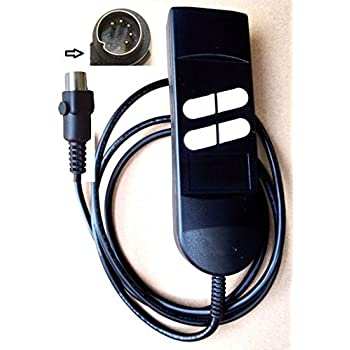 Amazon Com Fromann 4 6 Button Remote Hand Control Handset