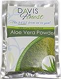 #9: Davis Finest Premium Aloe Vera Leaf Powder (100g)