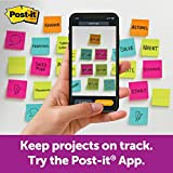 Post-it Super Sticky Notes, 3 in x 3 in, 24