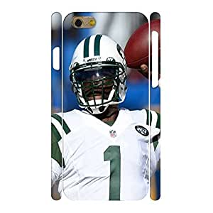 Picturesque Sports Series Print Football Athlete Action Pattern Hard Plastic Phone Skin For Iphone 5/5S Case Cover