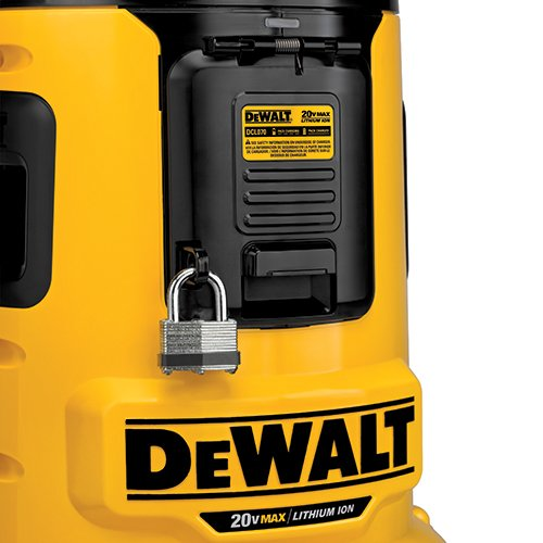 DEWALT DCL070T1 20V MAX FLEXVOLT Bluetooth LED Area Light Kit