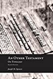 An Other Testament: On Typology (Groundwork)