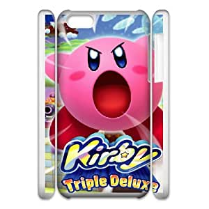 iPhone 6 Plus 5.5 3D Cases Phone Case Cover Kirby 5R55R3517390
