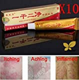 10PCS Safety Mint Psoriasis Eczema Fungus Relief