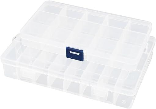 Aexit 2 en 1 claro blanco plástico desmontable tornillos ...