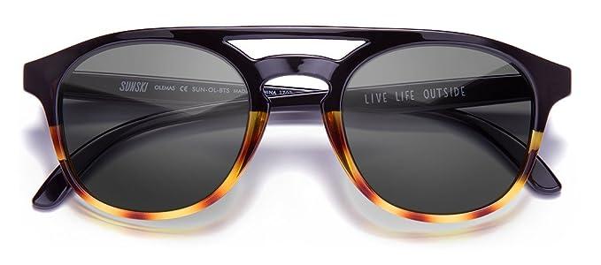 43818afb20 Sunski Olema Polarized Lightweight Comfortable Durable Sunglasses for Men  and Women