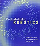 Probabilistic Robotics (Intelligent Robotics and Autonomous Agents series) by Sebastian Thrun, Wolfram Burgard, Dieter Fox Picture