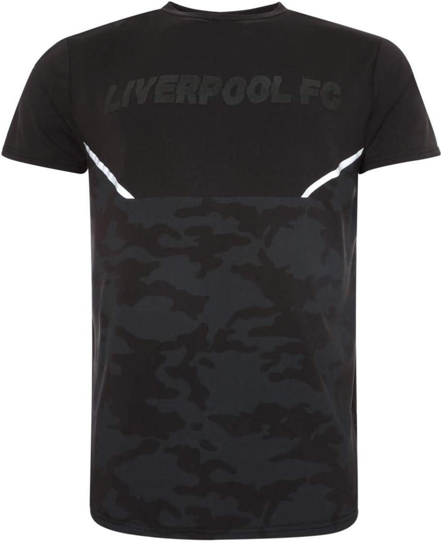FC Liverpool Camo T-Shirt