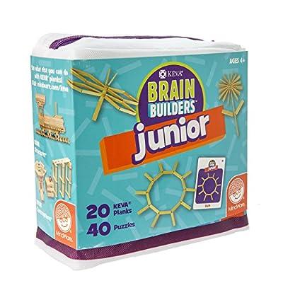 MindWare KEVA Junior Brain Builders Playset: Toys & Games