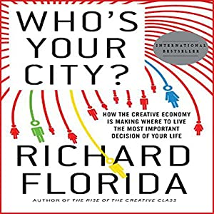 Who's Your City? Audiobook