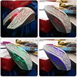 RGB Wired Gaming Mouse,6 Button PC Mouse with 1