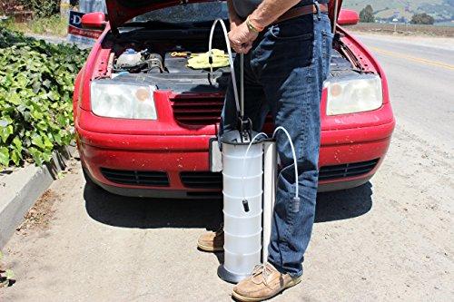 Brine Marine Oil Changer Fluid Extractor Vacuum Pump 7Qt (6.8L) Manual by Brine Marine (Image #6)
