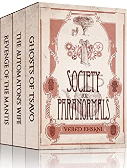 Society for Paranormals by [Ehsani, Vered]