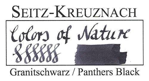 Seitz-Kreuznach Ink Cartridges Palm Green Colors of Nature Pack of 14