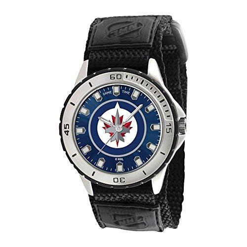 Mens Nhl Winnipeg Jets Veteran Watch, Best Quality Free Gift - Winnipeg Mens Watches