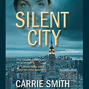 Silent City Audiobook