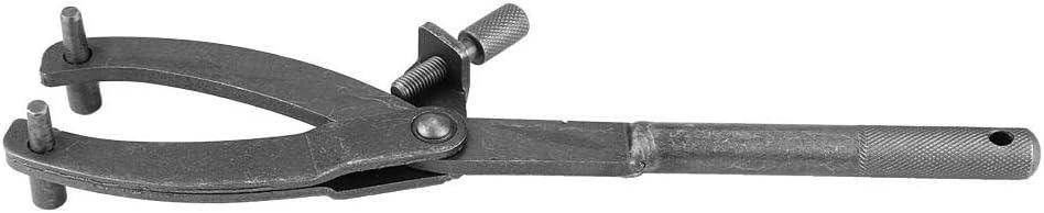 retirez loutil de verrouillage de r/éparation de support cl/é de cl/é de pignon de volant r/églable pour poulie de courroie de moto D/écapant dembrayage de variateur de volant