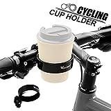 WESTGIRL Bike Cup Bottle Holder Handlebar Coffee Travel Mug Drink Holder Cruiser Mountain