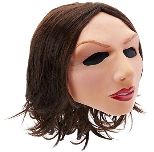 [Zagone Soft and Sexy Mask, Female Doll Mannequin, Realistic] (Soft And Sexy Mask)