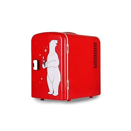 OLT -Car refrigerator Mini Nevera portátil eléctrica de 4 litros ...