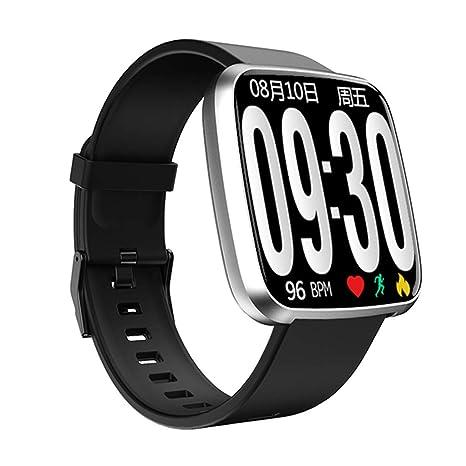 Amazon.com: Reloj inteligente CakeLY 2019 para hombre y ...