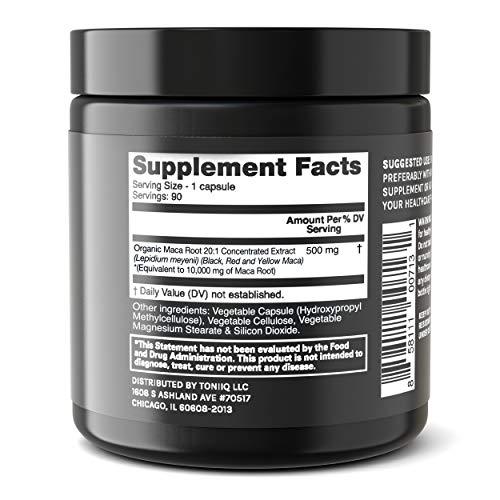 Buy maca root supplement