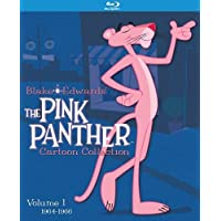 Deals on The Pink Panther Cartoon Collection Vol. 1 Blu-ray