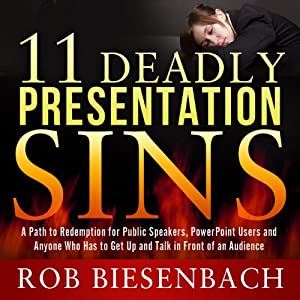 11 Deadly Presentation Sins Audiobook