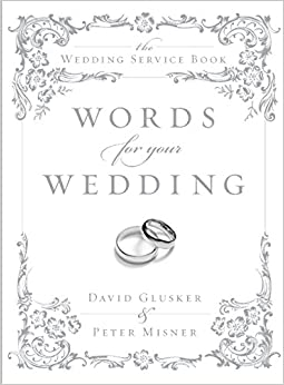 Words for Your Wedding: The Wedding Service Book