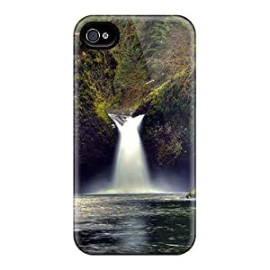 Iphone 6 PDd19919QcrV Amazing Waterfall Nature Landscape Cases Covers. Fits Iphone 6