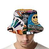 VSCO Girls Guys Make IT Fun Bucket Hat Novelty